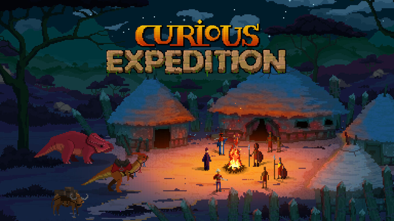 Curious Expedition ダウンロード版