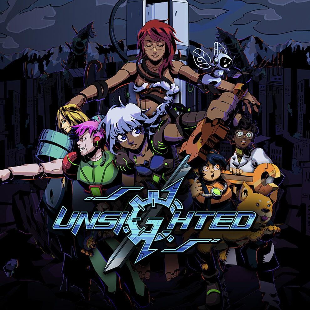 UNSIGHTED
