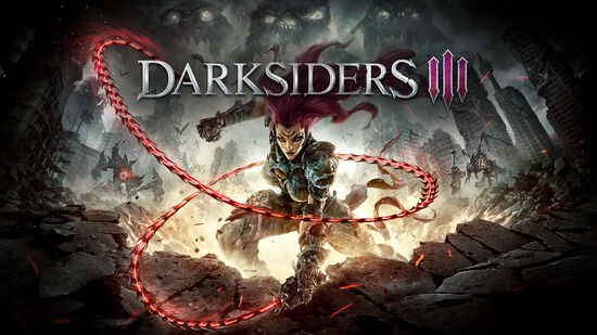 Darksiders III(ダークサイダーズ3)