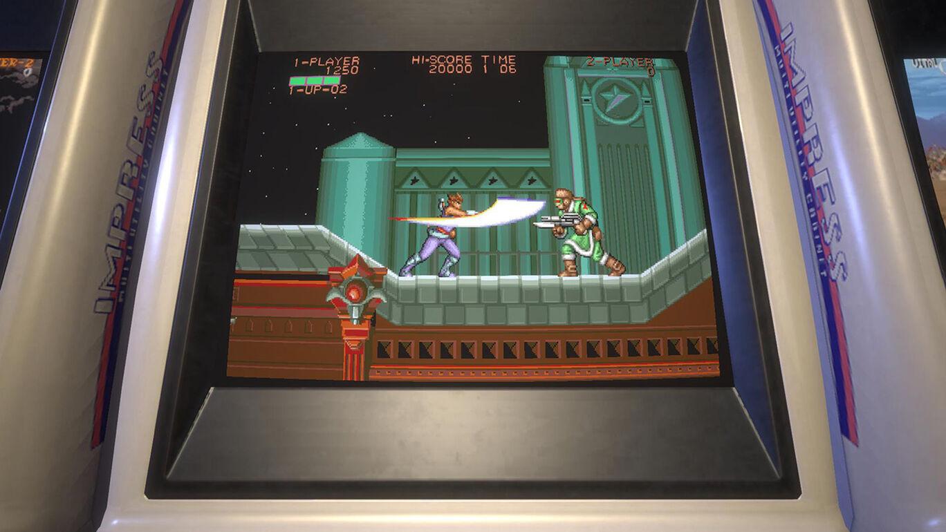 Capcom Arcade Stadium Pack 2:アーケード絶頂期!