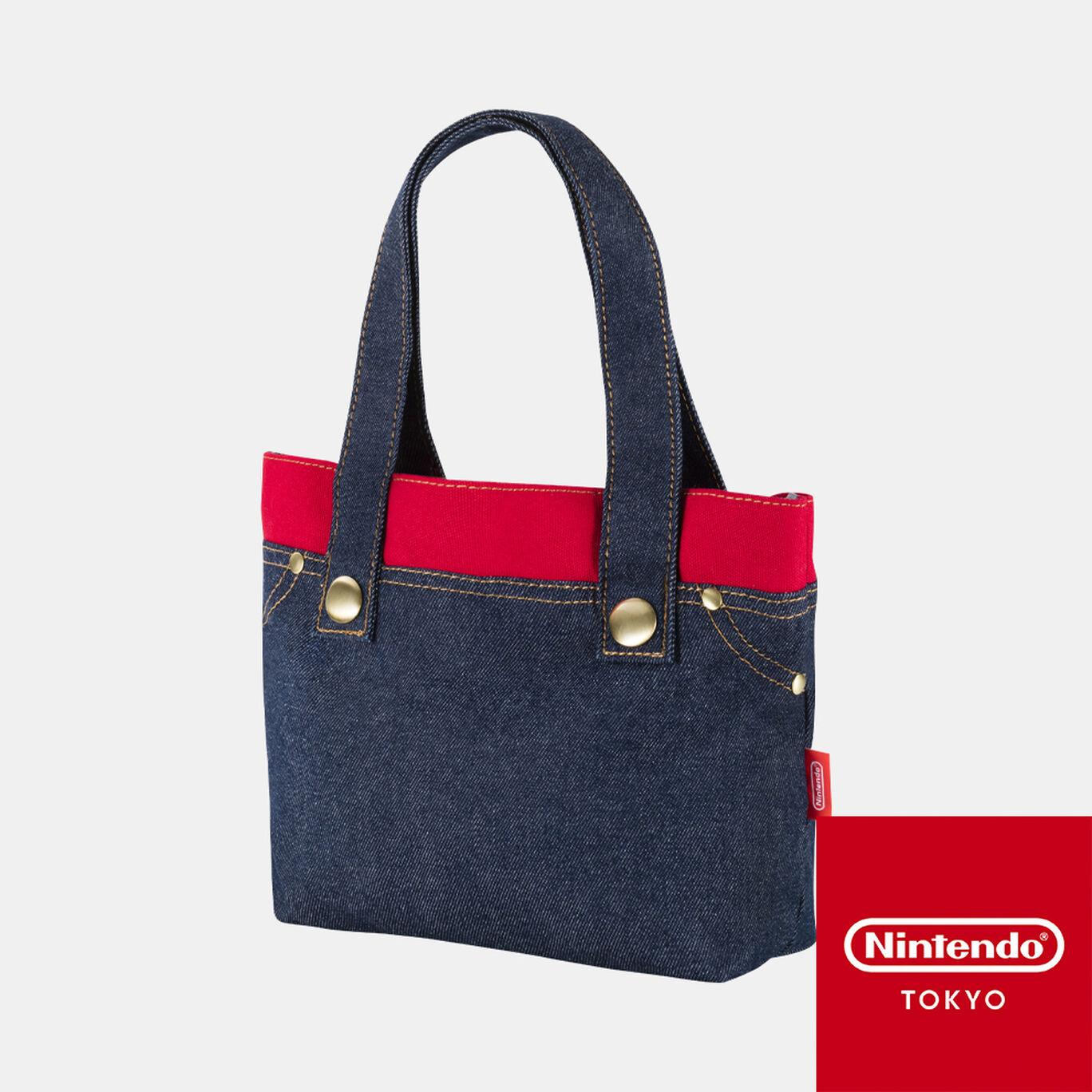 ミニトート スーパーマリオ【Nintendo TOKYO取り扱い商品】