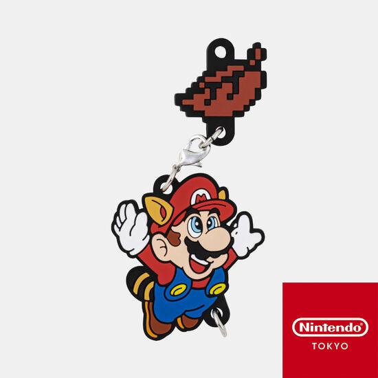 つながるラバーストラップ スーパーマリオブラザーズ3【Nintendo TOKYO取り扱い商品】