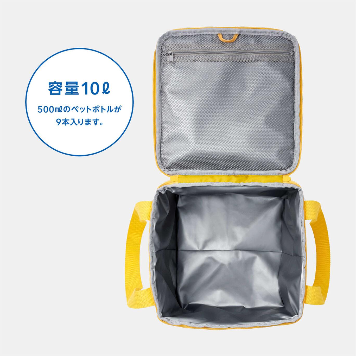 【新商品】スーパーマリオ トラベル クーラーバッグ(ハテナブロック)