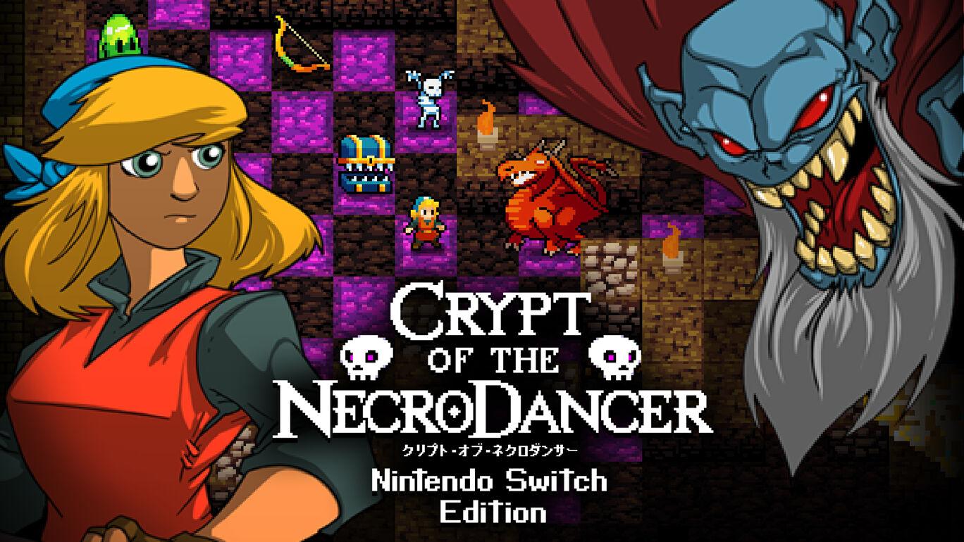 クリプト・オブ・ネクロダンサー:Nintendo Switch Edition