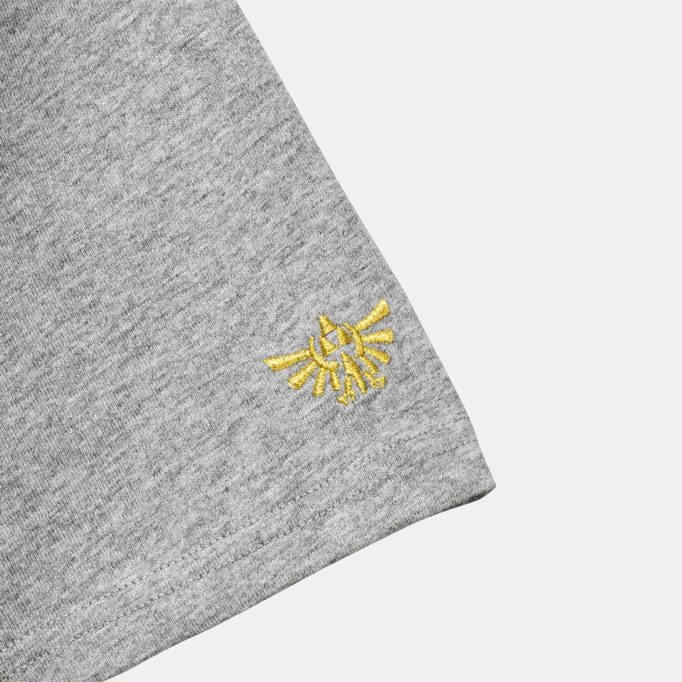Tシャツ トライフォース S ゼルダの伝説【Nintendo TOKYO取り扱い商品】