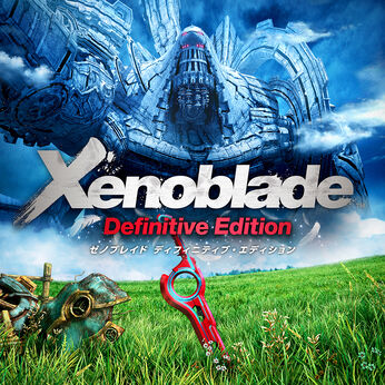 Xenoblade Definitive Edition
