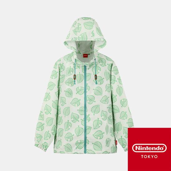ウィンドブレーカー あつまれ どうぶつの森【Nintendo TOKYO取り扱い商品】