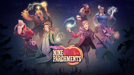 Nine Parchments