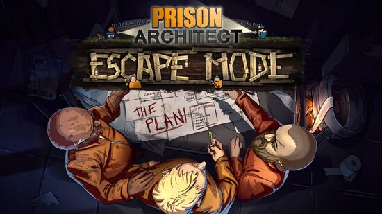 Prison Architect: Escape Mode DLC