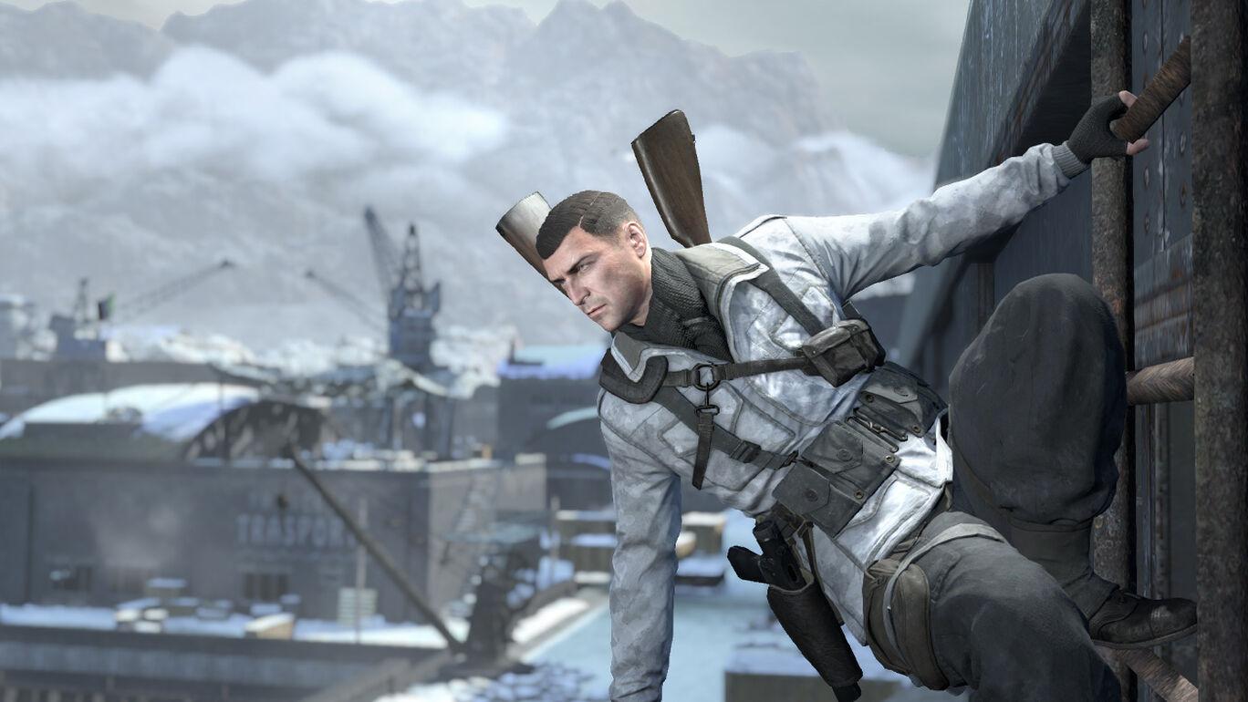 Sniper Elite 4 - Deathstorm Part 1: Inception