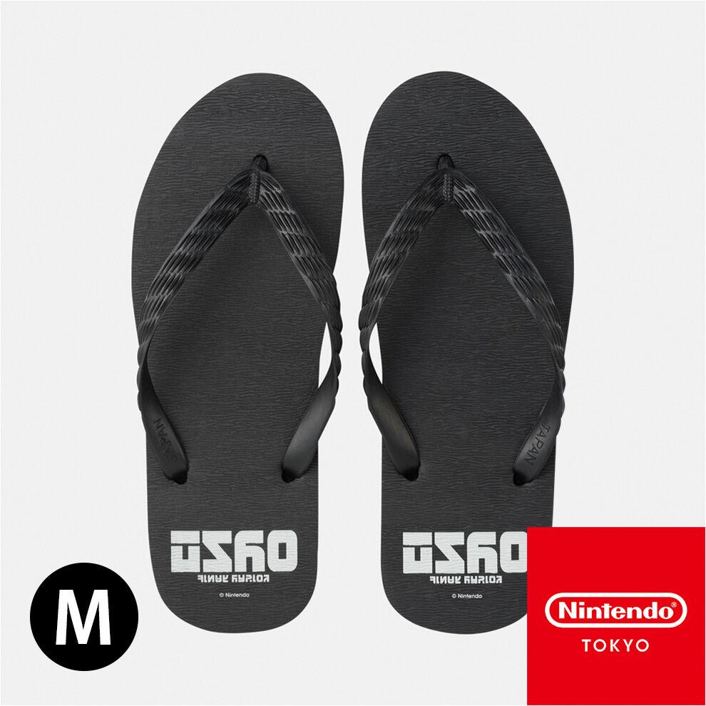 BBサンダル M INK YOU UP【Nintendo TOKYO取り扱い商品】