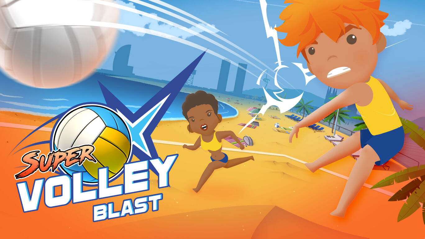 Super Volley Blast(スーパーバレー ブラスト)