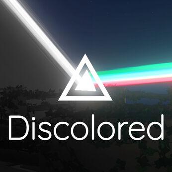 Discolored  ディスカラード