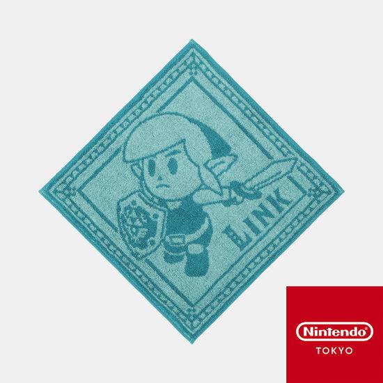 ハンドタオル ゼルダの伝説 夢をみる島【Nintendo TOKYO取り扱い商品】