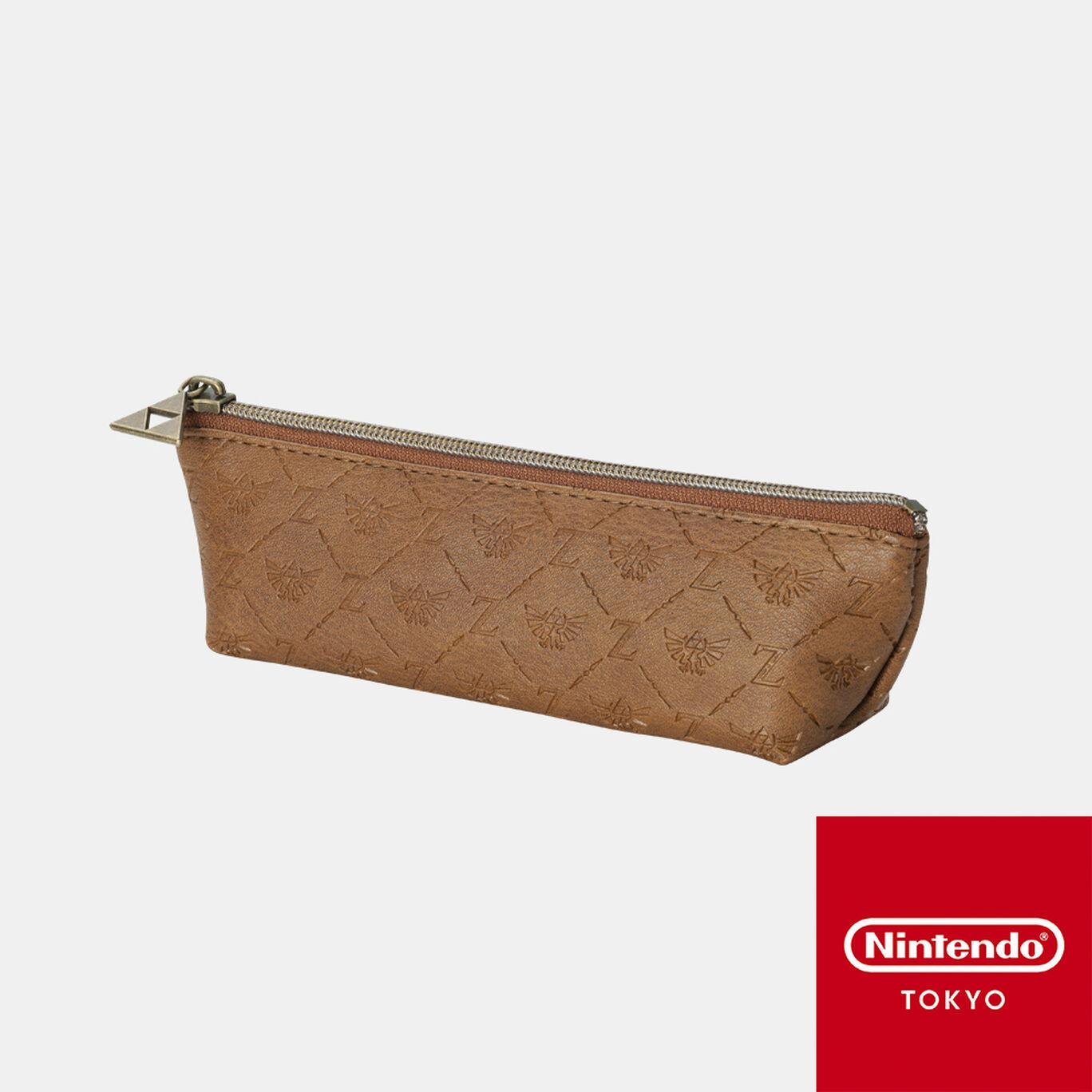 ペンケース ゼルダの伝説【Nintendo TOKYO取り扱い商品】