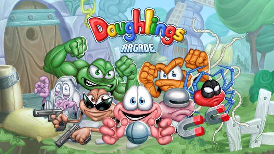 Doughlings: Arcade  ドーリングス・アーケード