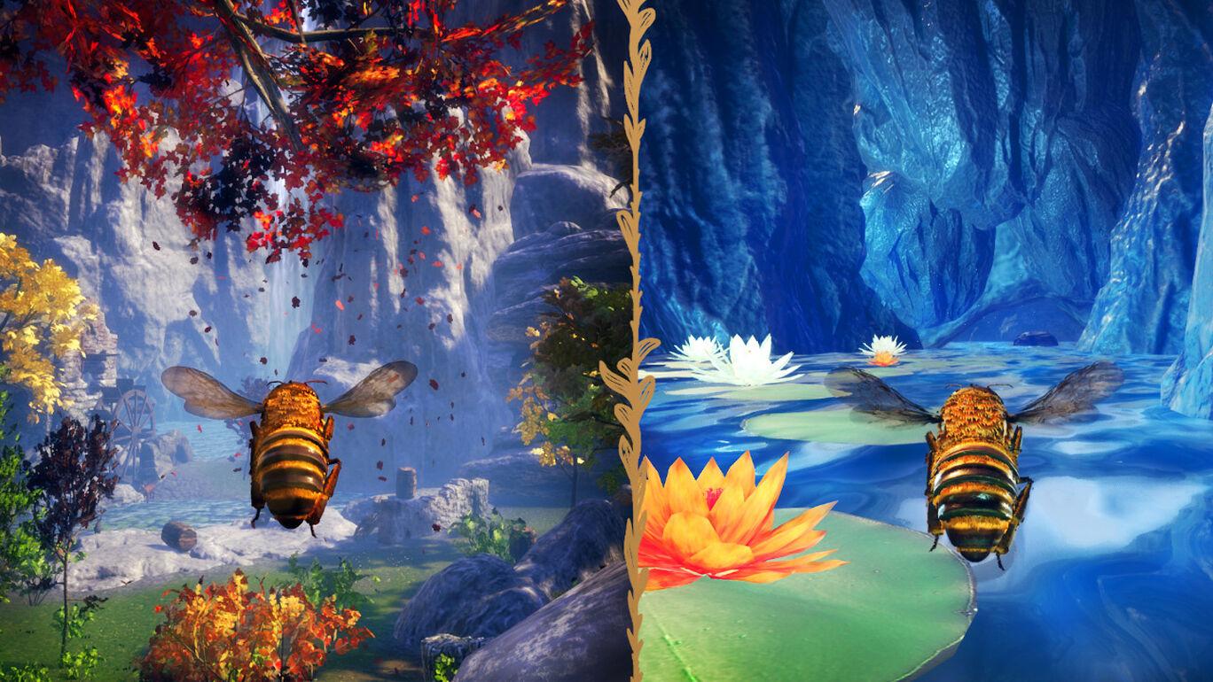 ミツバチ シミュレーター