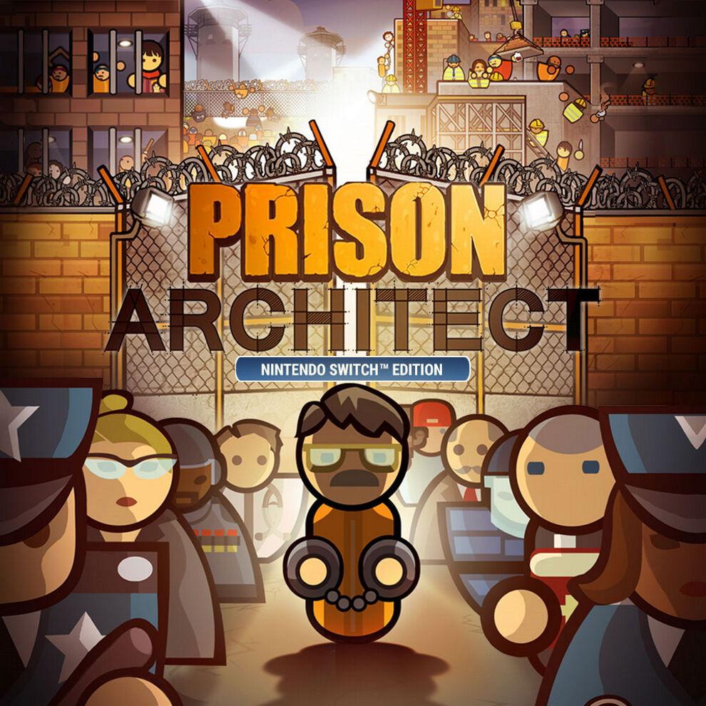 Prison Architect: Nintendo Switch™ Edition