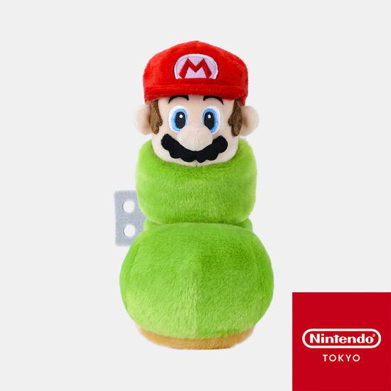 マスコット スーパーマリオ パワーアップ E【Nintendo TOKYO取り扱い商品】