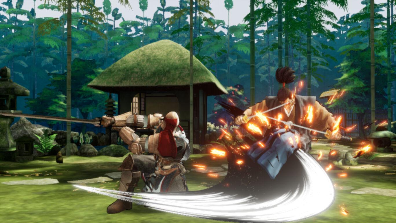 DLCキャラクター「ウォーデン」