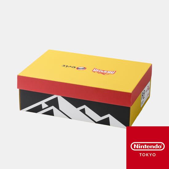 シューズボックス風収納BOX SQUID or OCTO Splatoon【Nintendo TOKYO取り扱い商品】
