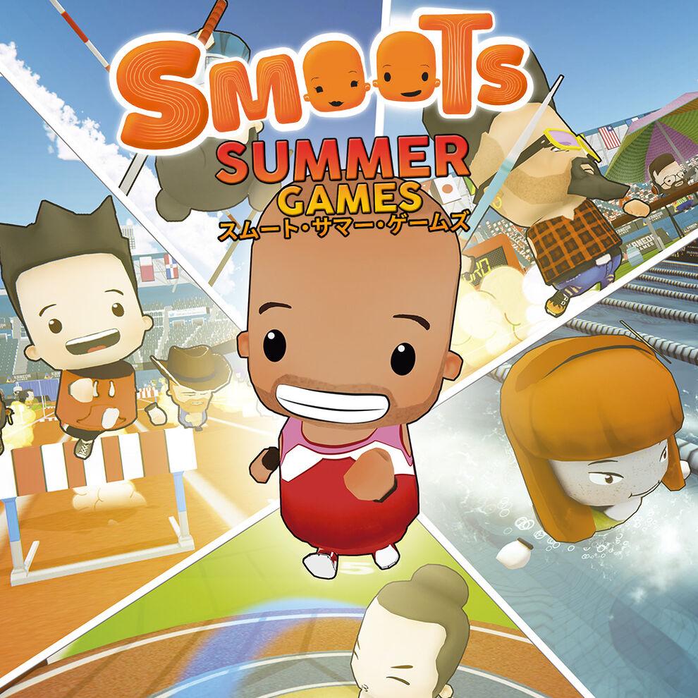 Smoots Summer Games (スムート・サマー・ゲームズ)