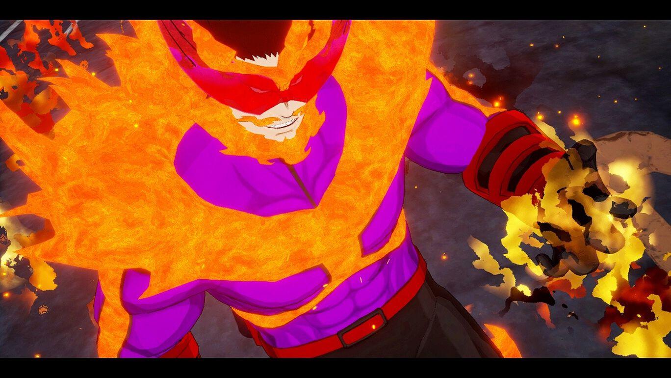 僕のヒーローアカデミア One's Justice:追加ミッション【俺を超えて行け/エンデヴァー】