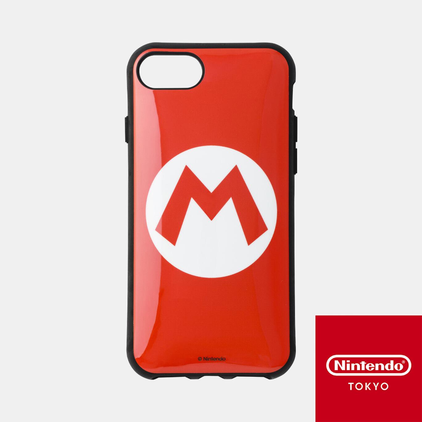 スマホカバーiPhone 8/7/6s/6 対応 スーパーマリオ A【Nintendo TOKYO取り扱い商品】