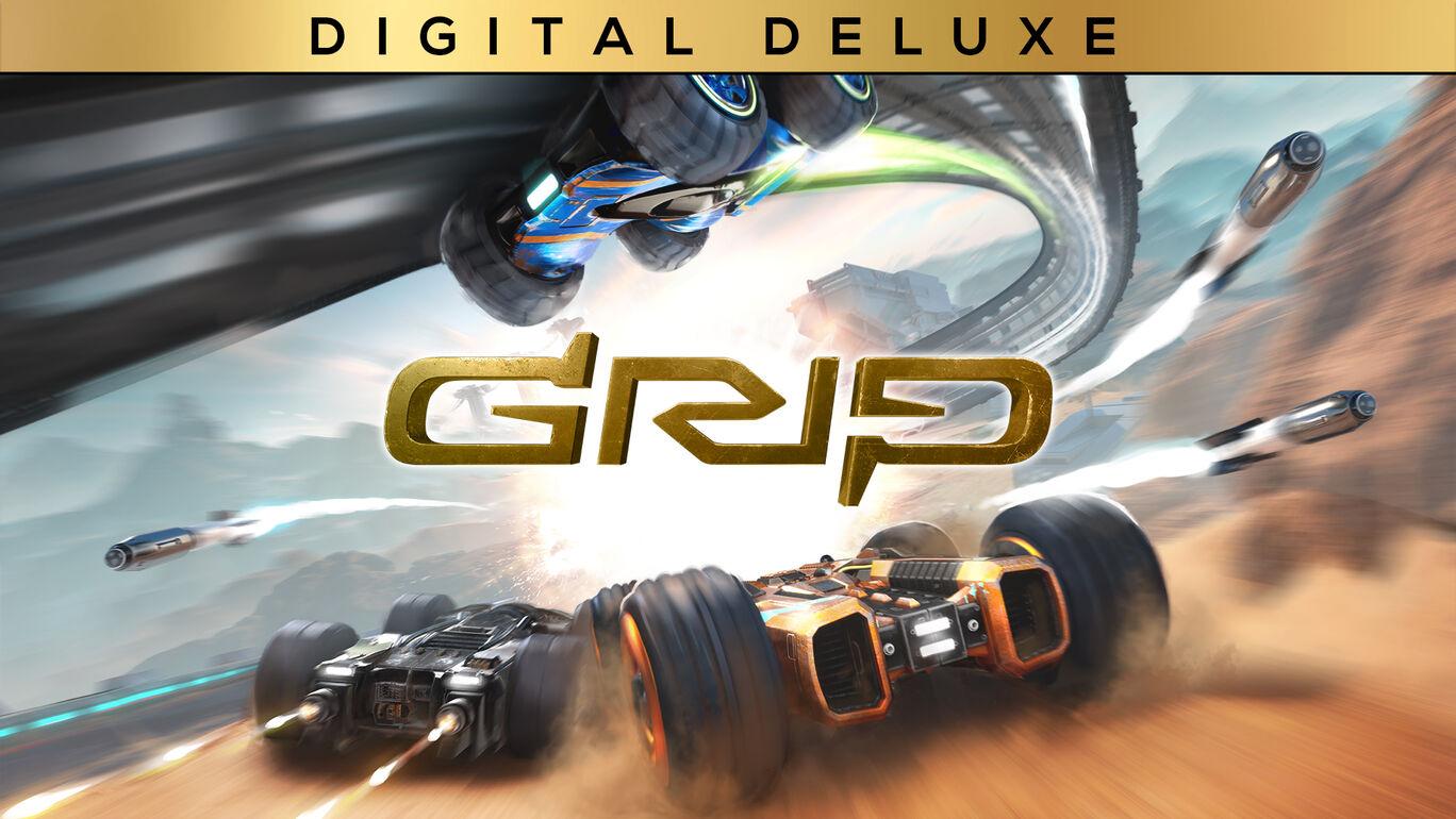 GRIP: Combat Racing Digital Deluxe