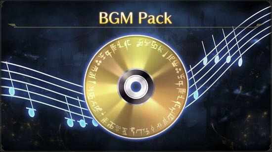 BGMパック