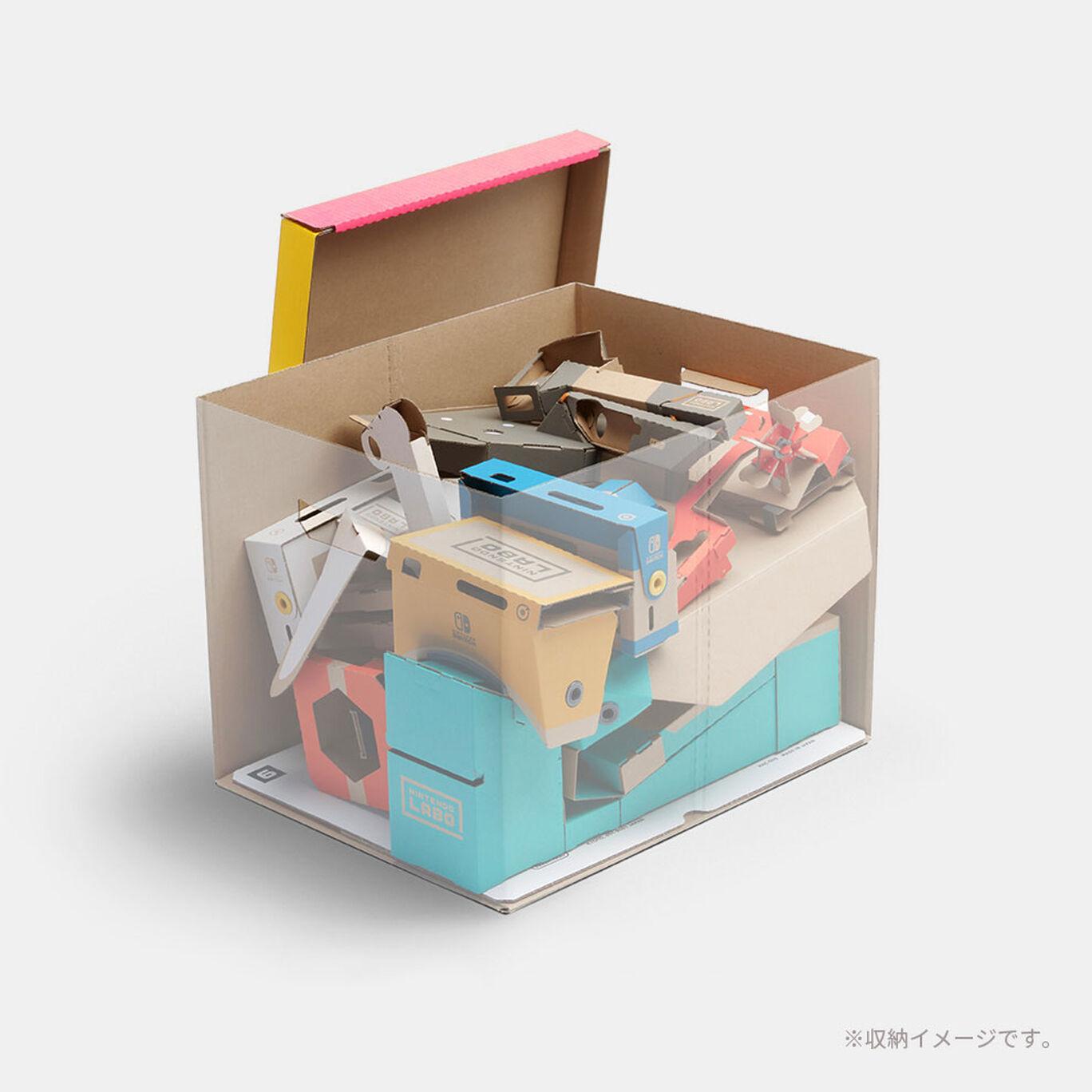 Nintendo Labo おかたづけボックス