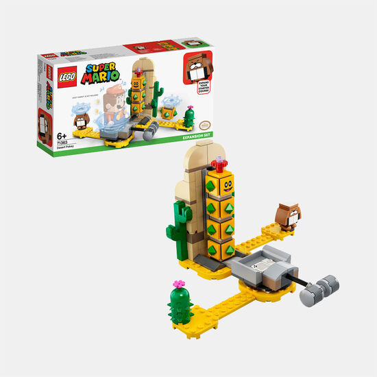 レゴ(R)スーパーマリオ サンボ の さばく チャレンジ