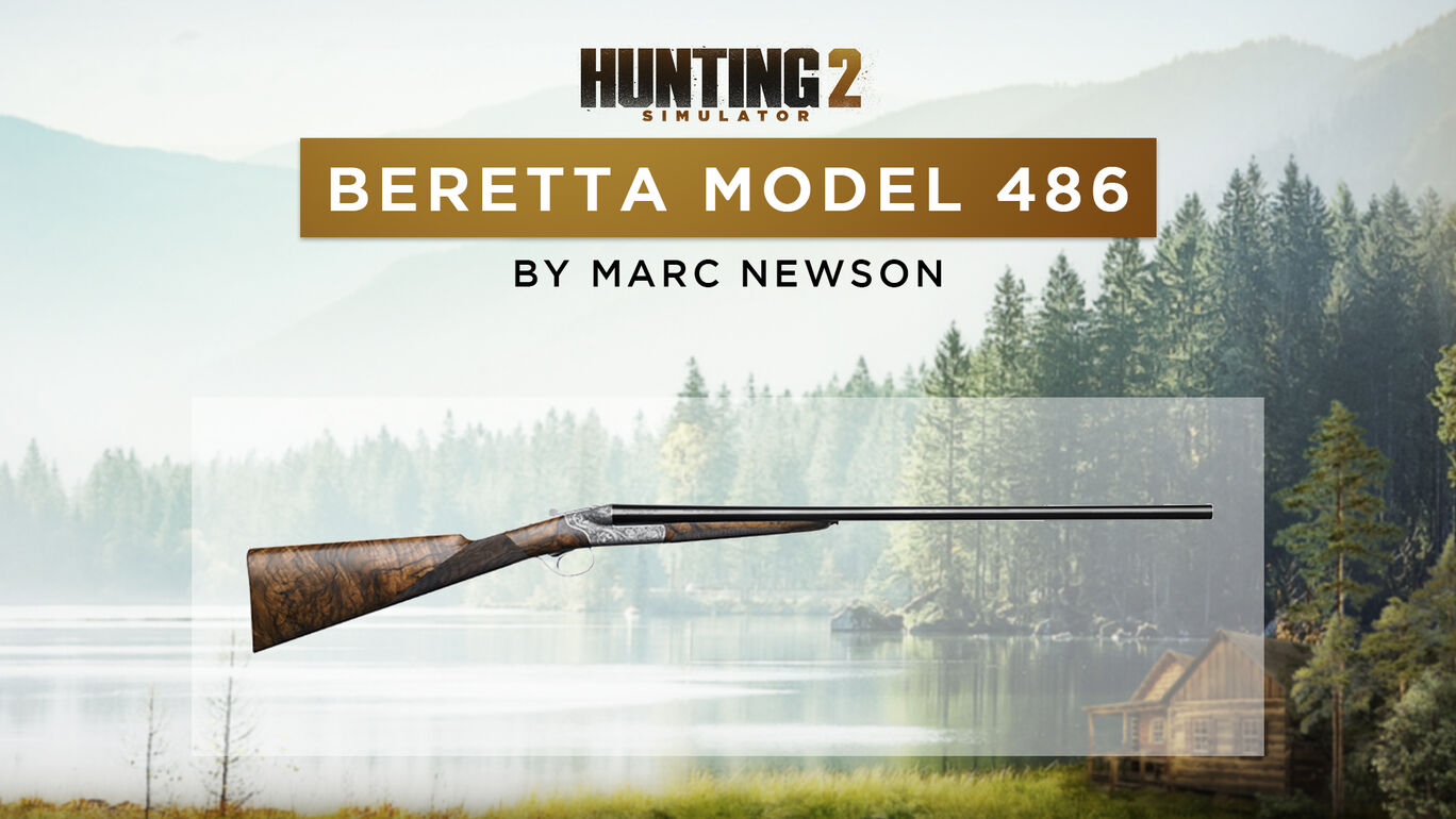 Hunting Simulator 2 Beretta Model 486