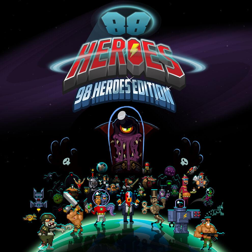 88 Heroes - 98 Heroes Edition