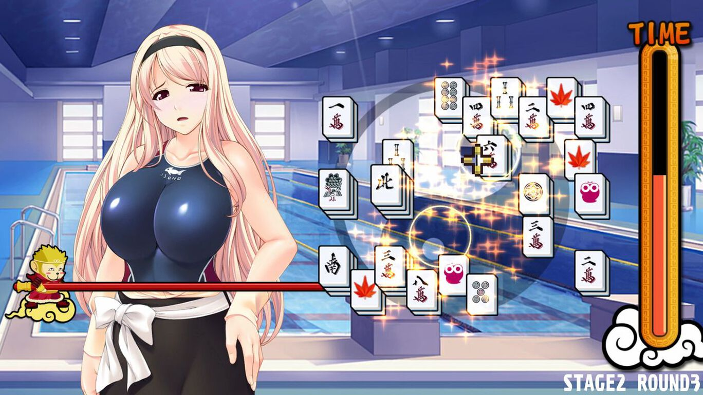 Pretty Girls Mahjong Solitaire