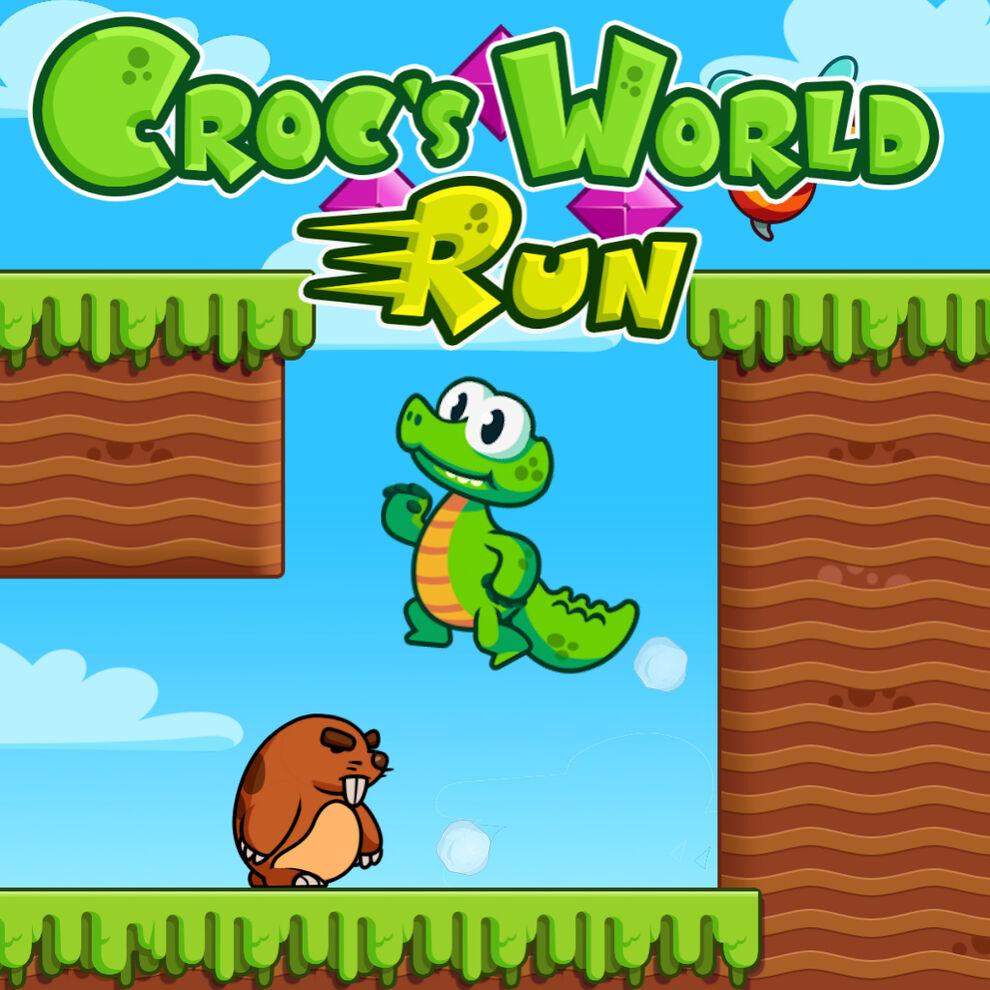 Croc's World Run (クロックス・ワールド・ラン)