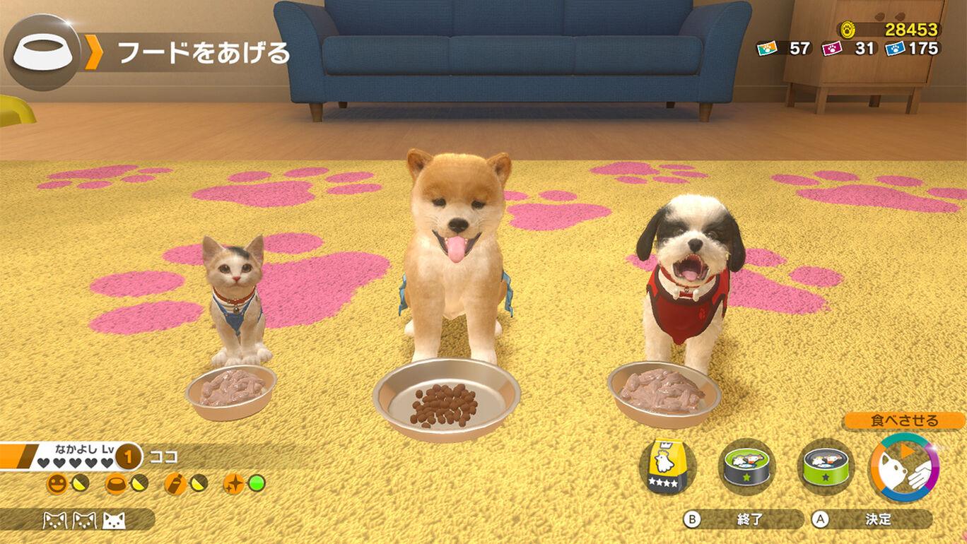 LITTLE FRIENDS -DOGS & CATS-(リトルフレンズ ドッグス&キャッツ)