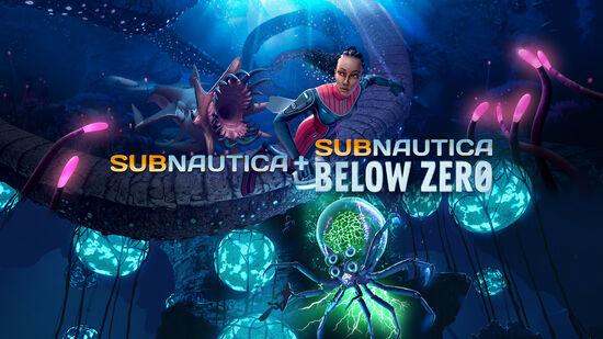 Subnautica + Subnautica: Below Zero サブノーティカ + サブノーティカ:ビロウゼロ