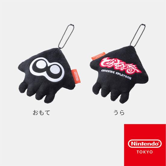 マスコット イカ CROSSING SPLATOON A【Nintendo TOKYO取り扱い商品】