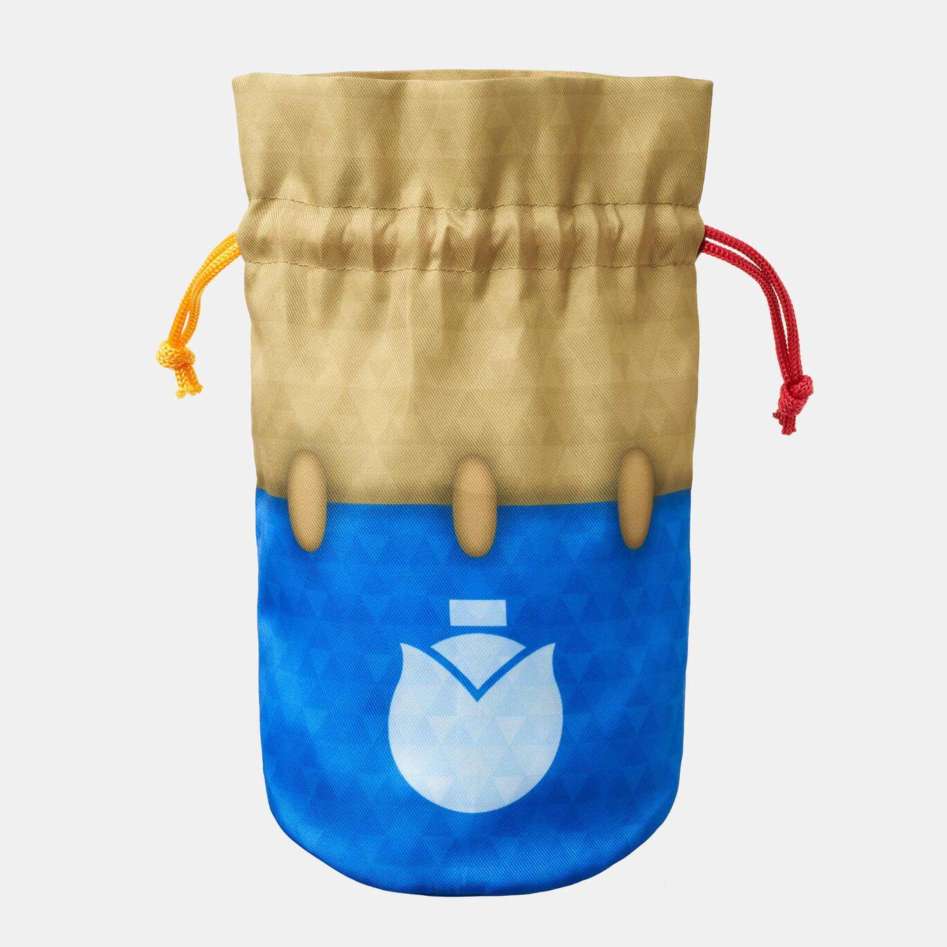 ゼルダの伝説 スカイウォードソード HD 丸底巾着袋