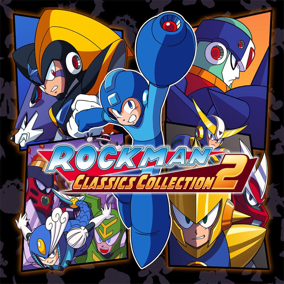 ロックマン クラシックス コレクション 2