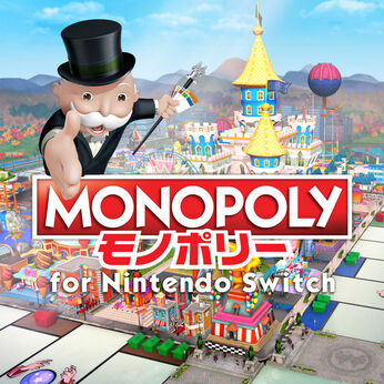 モノポリー for Nintendo Switch