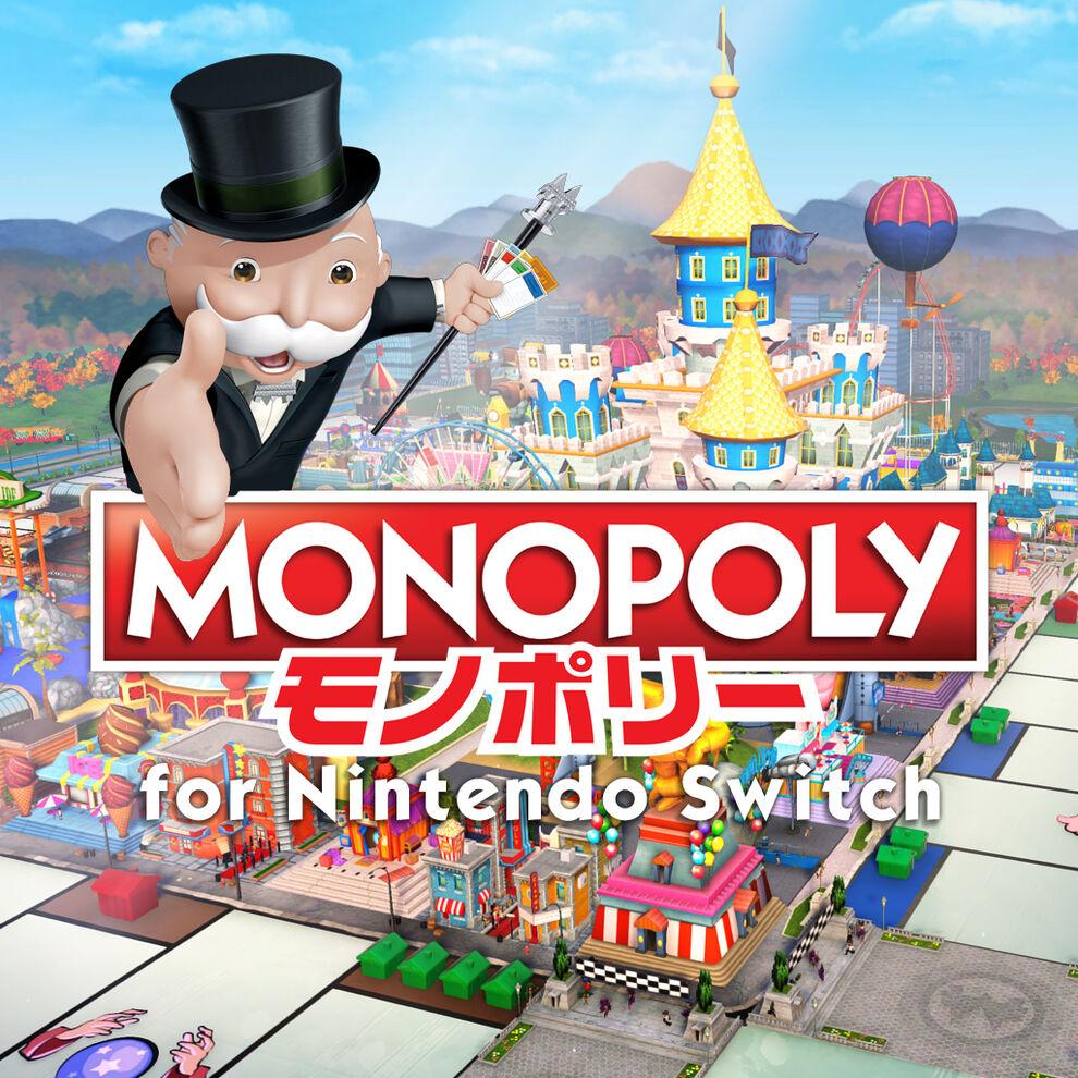 モノポリー for Nintendo Switch