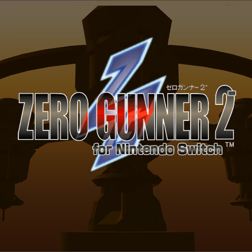 ZERO GUNNER 2- for Nintendo Switch