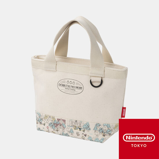ミニトート どうぶつの森【Nintendo TOKYO取り扱い商品】