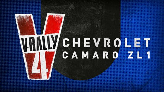 V-Rally 4:Chevrolet Camaro ZL1