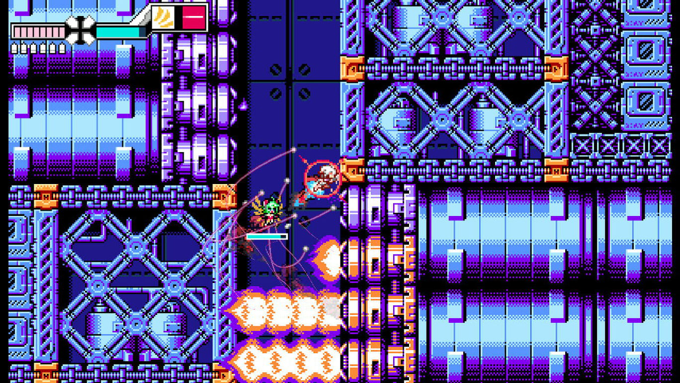 """DLCプレイアブルキャラクタ「アキュラ from """"白き鋼鉄のX(イクス)""""」"""