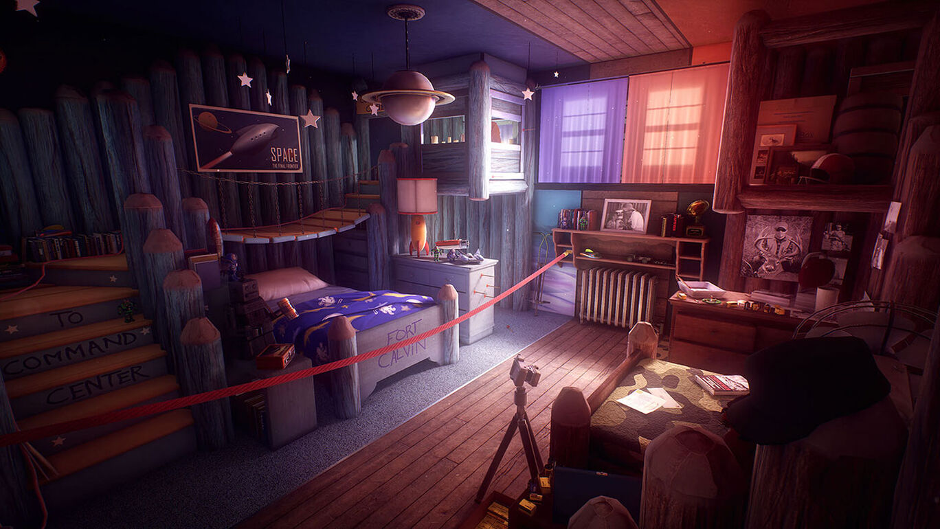 What Remains of Edith Finch 『フィンチ家の奇妙な屋敷でおきたこと』
