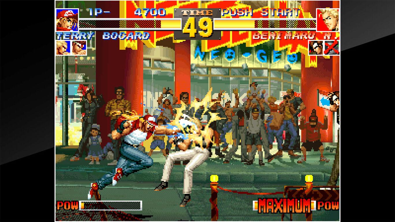 アケアカNEOGEO ザ・キング・オブ・ファイターズ '95