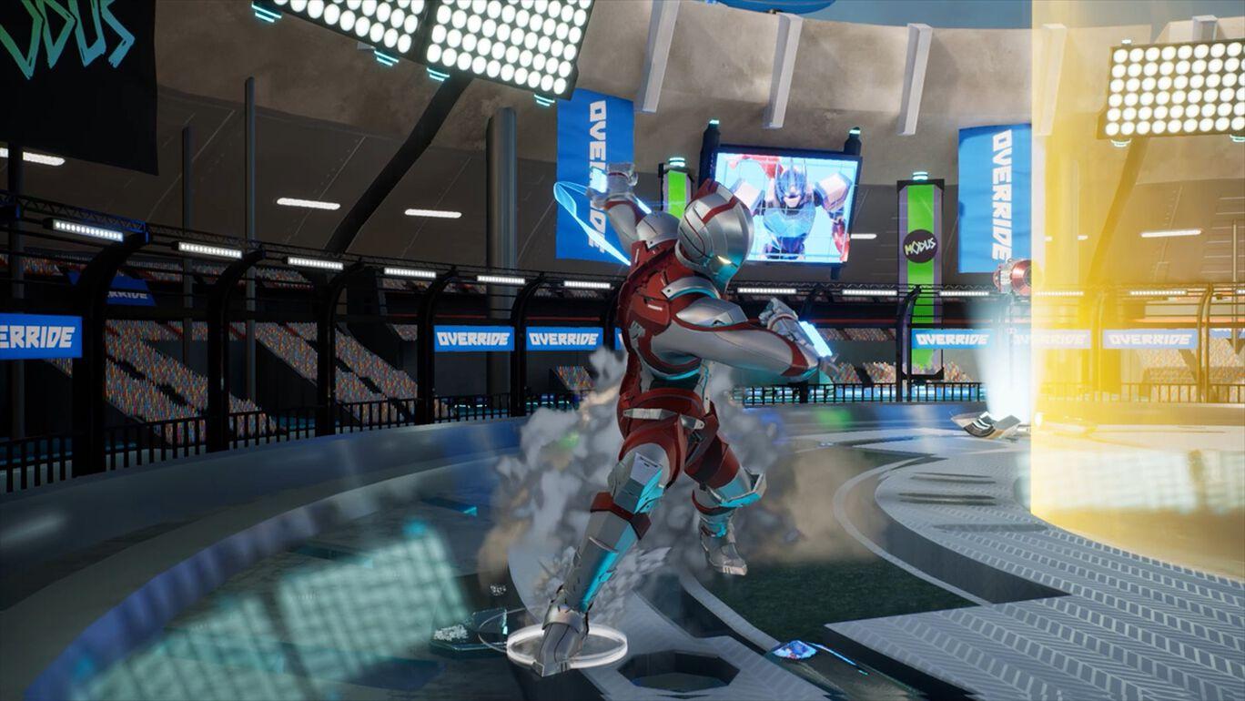 Fighter DLC - ULTRAMAN